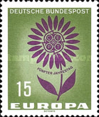 [EUROPA Stamps, Typ JJ]