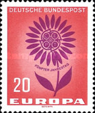 [EUROPA Stamps, Typ JJ1]