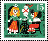 [Charity Stamps - Fairy Tales, Typ JL]
