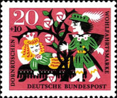 [Charity Stamps - Fairy Tales, Typ JM]