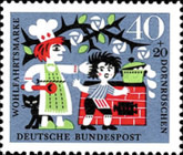 [Charity Stamps - Fairy Tales, Typ JN]