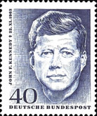 [The 1st Anniversary of the Death of J.F.Kennedy, Typ JQ]