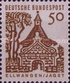 [German Building Structures of the 12th Century, large size, Typ JV]