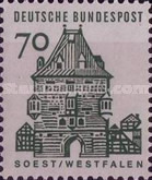 [German Building Structures of the 12th Century, large size, Typ JX]