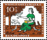 [Charity Stamps - Cinderella, type KW]