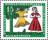 [Charity Stamps - Cinderella, type KX]
