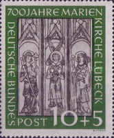 [The 700th Anniversary of the Lübeck Marie Church, type L]
