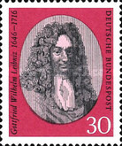 [The 250th Anniversary of the death of G.W.Leibniz, type LZ]