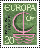 [EUROPA Stamps, Typ MA]