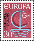 [EUROPA Stamps, type MB]