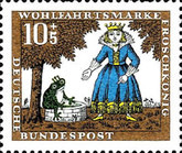 [Charity Stamps - Fairy Tales, type ME]