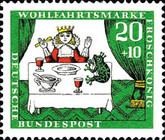 [Charity Stamps - Fairy Tales, type MF]