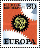 [EUROPA Stamps, Typ MO1]