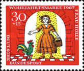 [Charity Stamps - Fairy tales, type MU]