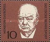 [The Memorial Edition of Konrad Adenauer, Typ NI]