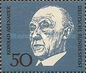 [The Memorial Edition of Konrad Adenauer, Typ NL]
