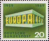 [EUROPA Stamps, type OK]