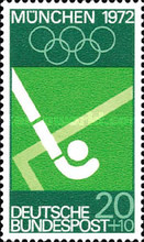 [Olympic Games - Munich, Germany, type OO]
