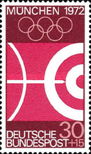 [Olympic Games - Munich, Germany, type OP]