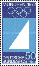 [Olympic Games - Munich, Germany, type OQ]