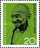 [The 100th Anniversary of the Birth of Mahatma Gandhi, type PI]