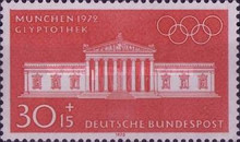 [Olympic Games - Munich, Germany, type PZ]