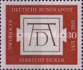[The 500th Anniversary of the Birth of Albrecth Dürer, type RM]