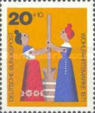 [Charity Stamps - Toys, type SK]