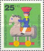 [Charity Stamps - Toys, type SL]