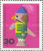 [Charity Stamps - Toys, type SM]