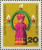 [Christmas Stamps, type SO]