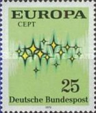 [EUROPA Stamps, Typ SV]