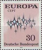 [EUROPA Stamps, Typ SV1]