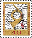[The 100th Anniversary of the Postal Museum, Typ TL]