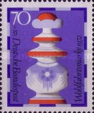 [Charity Stamps - Chess Pieces, Typ TR]