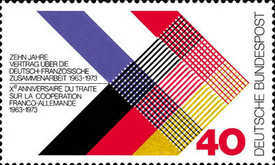 [The 10th Anniversary of the German-France Collaboration, Typ TZ]