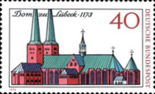[The 800th Anniversary of the Lübeck's Cathedral, Typ UX]