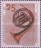 [Charity Stamps - Musical Instruments, Typ VA]