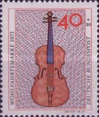 [Charity Stamps - Musical Instruments, Typ VC]