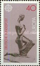 [EUROPA Stamps - Sculptures, Typ VX]