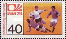 [Football World Cup - West Germany, Typ WE]