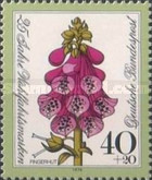 [Charity Stamps - Flowers, type WL]