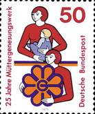 [The 25th Anniversary of the National Council for the Unmarried Mother and Her Child, type WX]