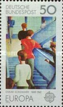 [EUROPA Stamps - Paintings, type XH]