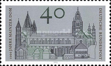 [The 1000th Anniversary of the Mainz Cathedral, type XL]