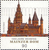 [The 1000th Anniversary of the Mainz Cathedral Consecration, type XPT]