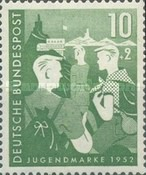 [Charity Stamps for Youth Hostels, type Y]