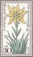 [Charity Stamps - Alpine Flowers, Typ YH]