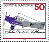 [The 50th Anniversary of Deutsche Lufthansa, Typ YS]