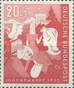 [Charity Stamps for Youth Hostels, Typ Z]